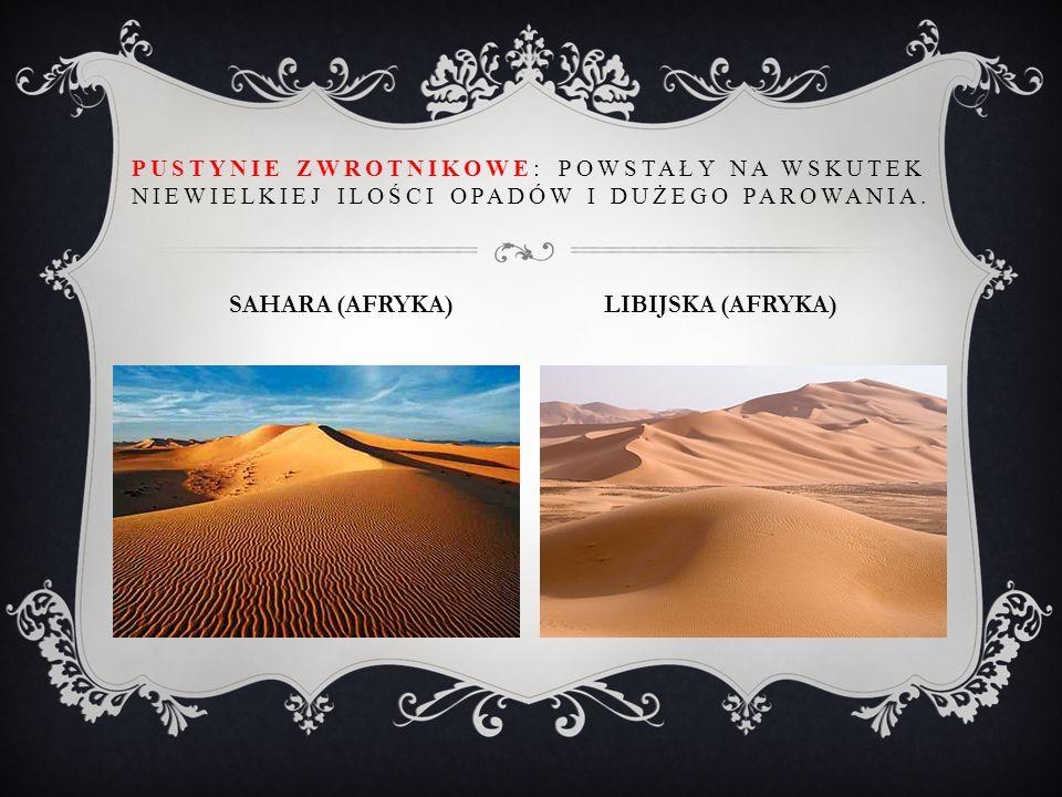 SAHARA (AFRYKA) LIBIJSKA (AFRYKA)