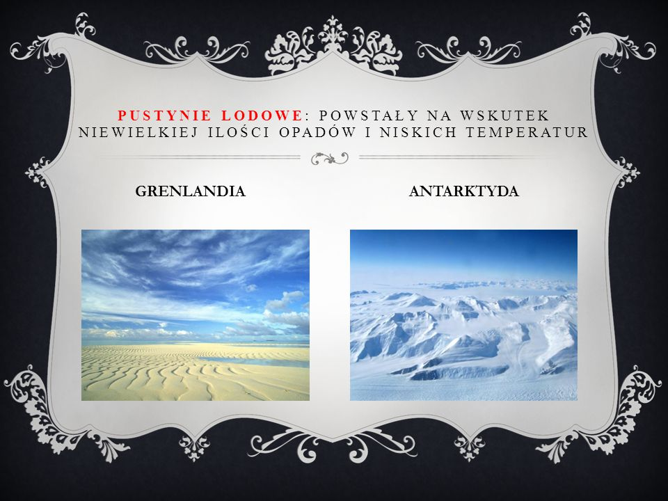 GRENLANDIA ANTARKTYDA