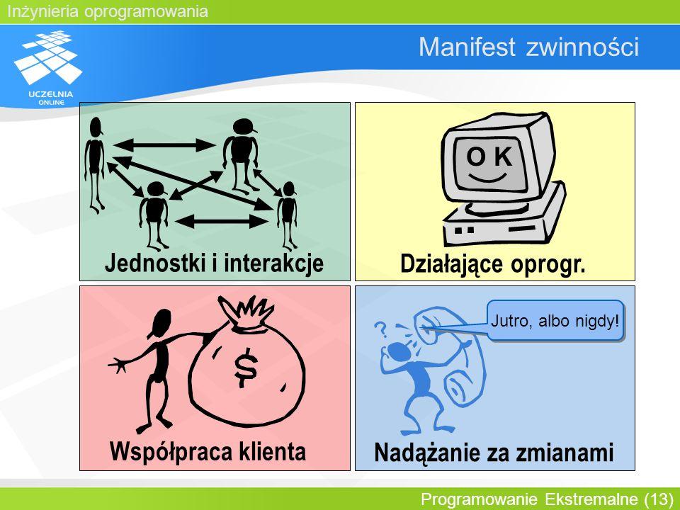 Jednostki i interakcje