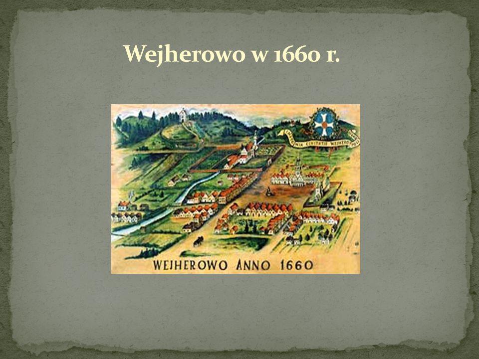 Wejherowo w 1660 r.