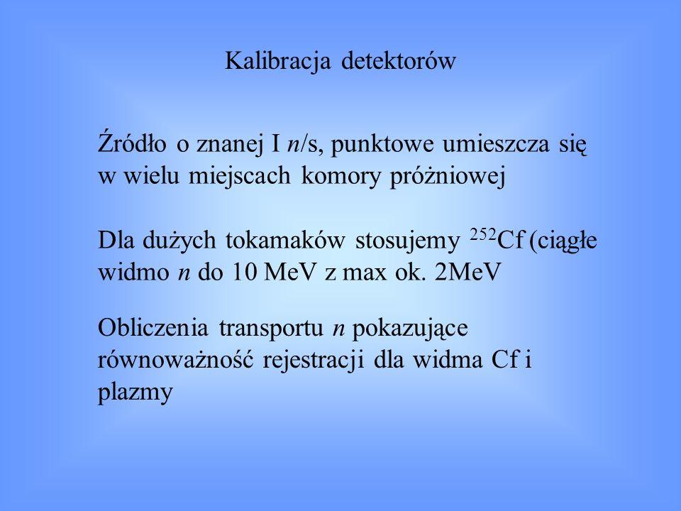 Kalibracja detektorów