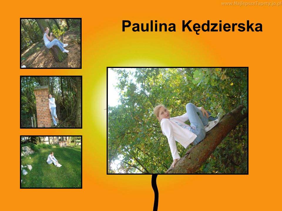 Paulina Kędzierska