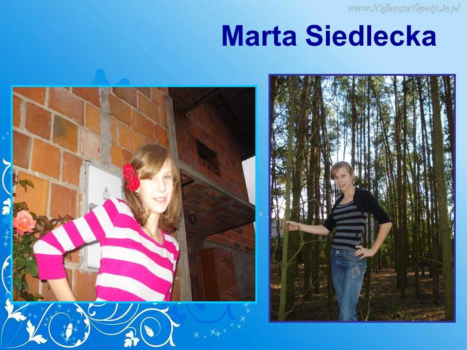 Marta Siedlecka