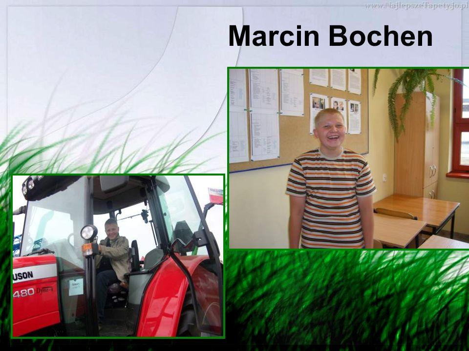 Marcin Bochen