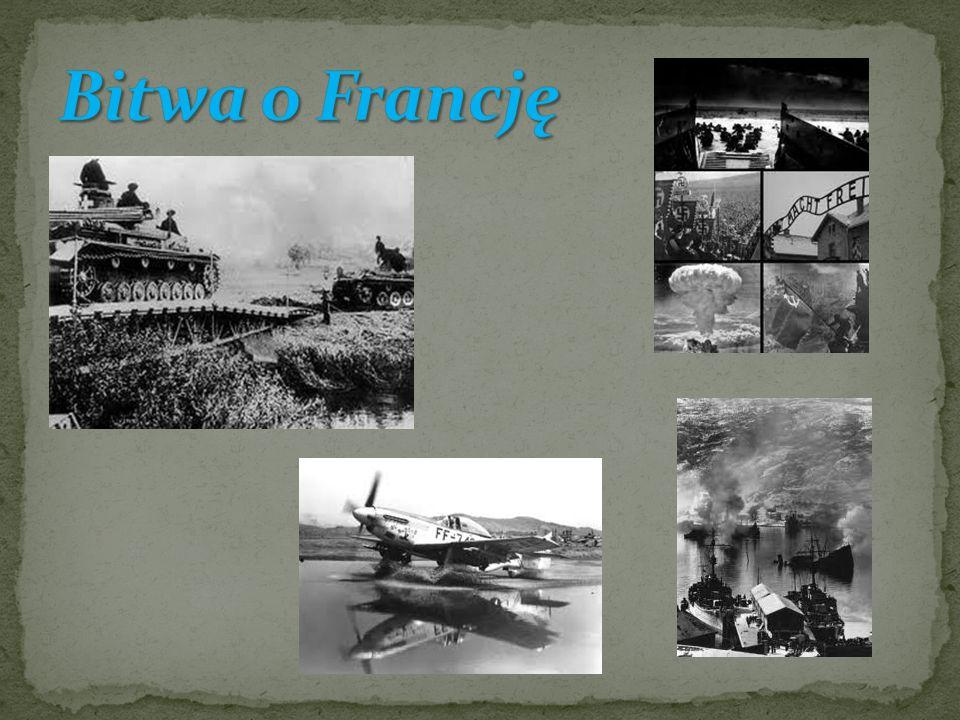 Bitwa o Francję