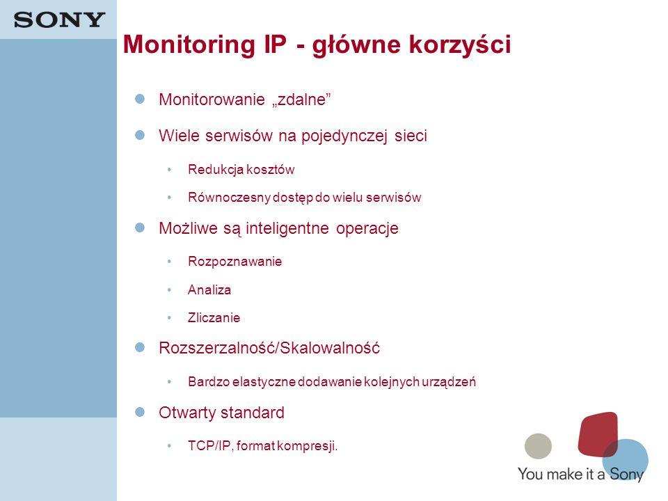 Monitoring IP - główne korzyści