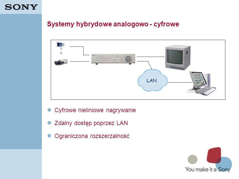 Systemy hybrydowe analogowo - cyfrowe