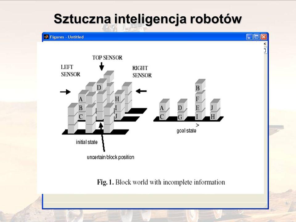Sztuczna inteligencja robotów