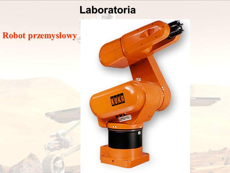 Laboratoria Robot przemysłowy
