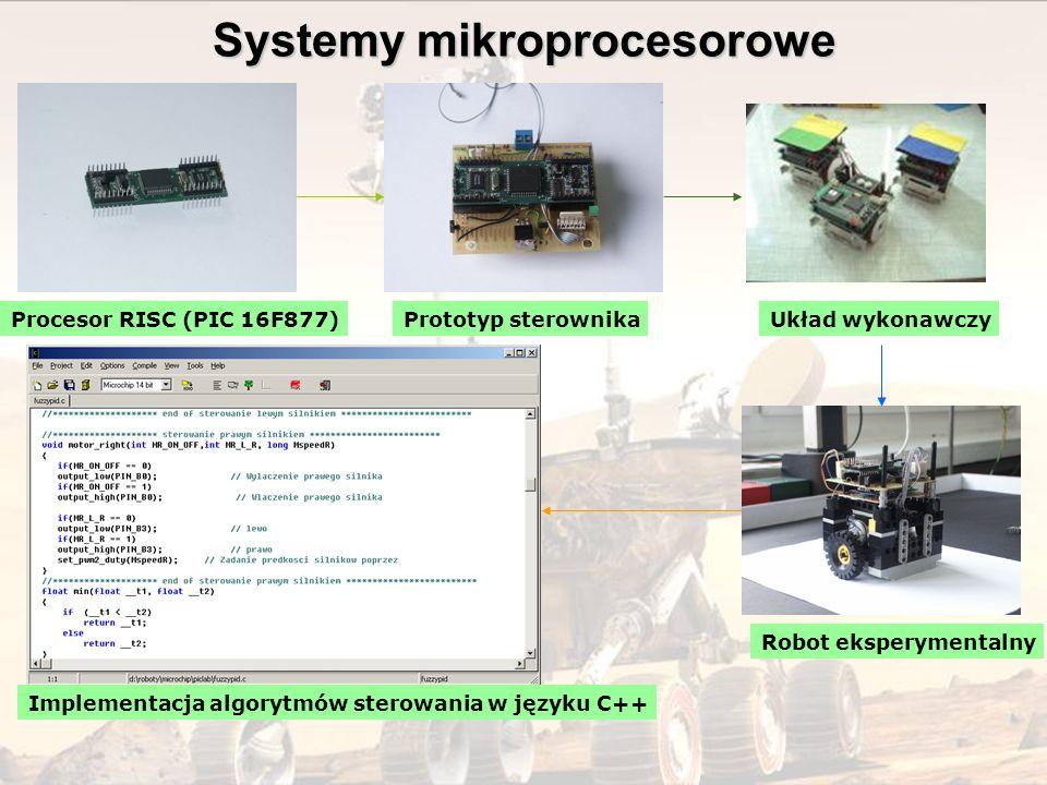 Systemy mikroprocesorowe