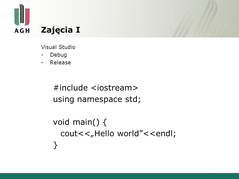 #include <iostream> using namespace std; void main() {