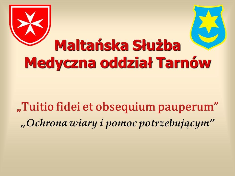 Maltańska Służba Medyczna oddział Tarnów