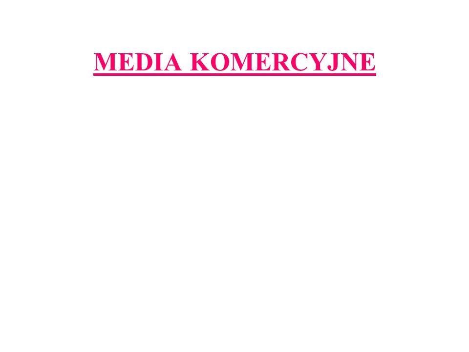 MEDIA KOMERCYJNE