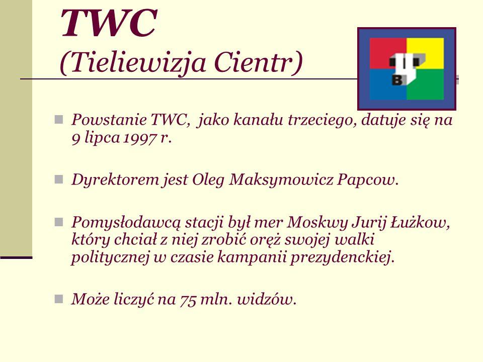 TWC (Tieliewizja Cientr)