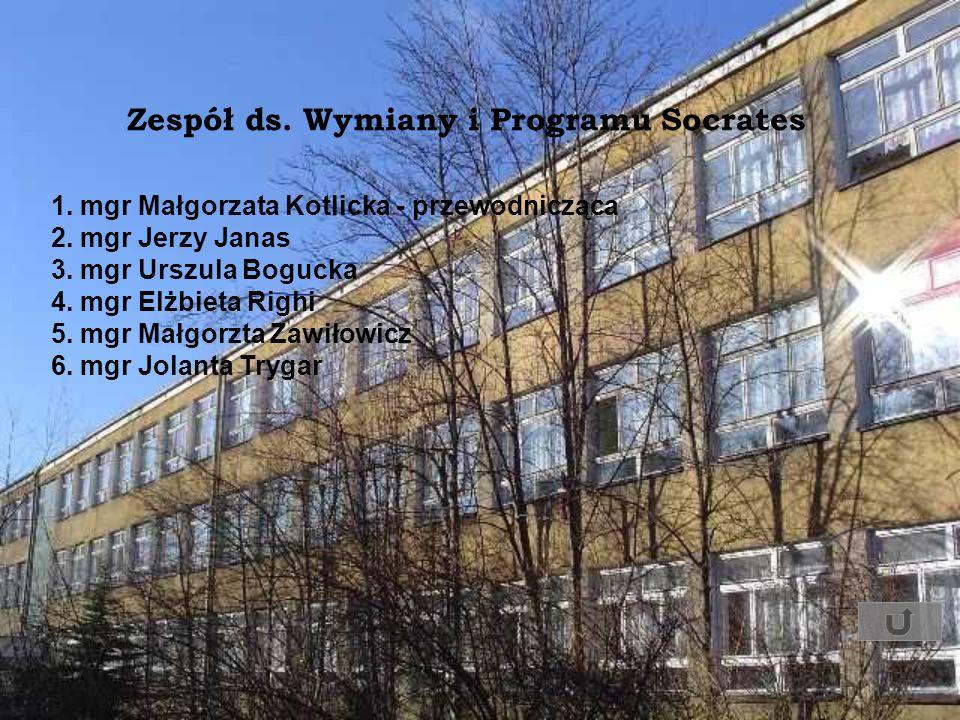 Zespół ds. Wymiany i Programu Socrates