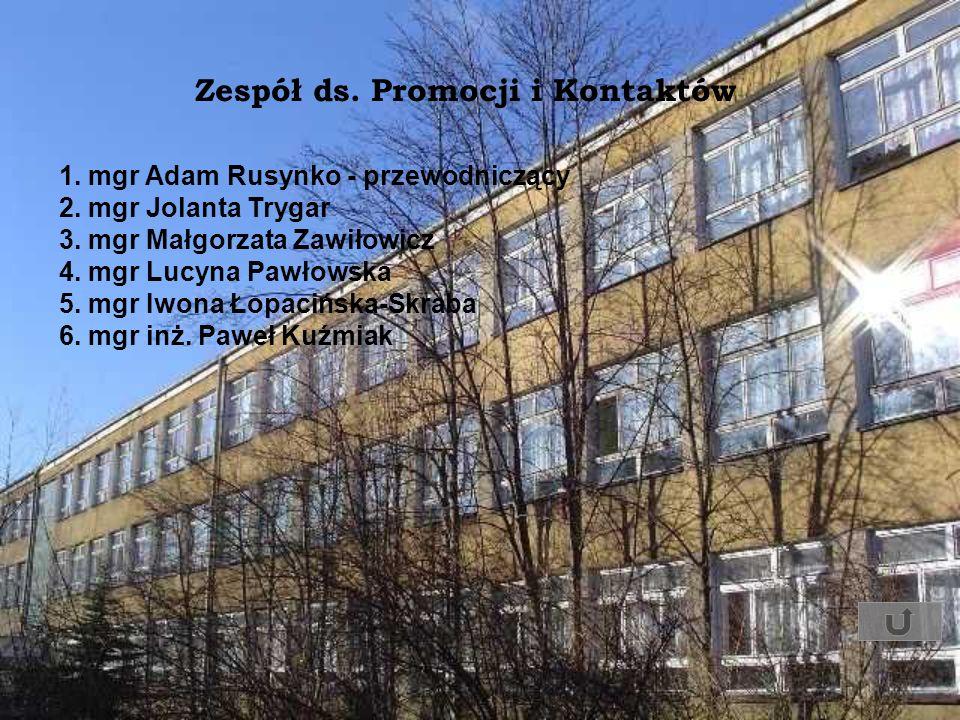 Zespół ds. Promocji i Kontaktów