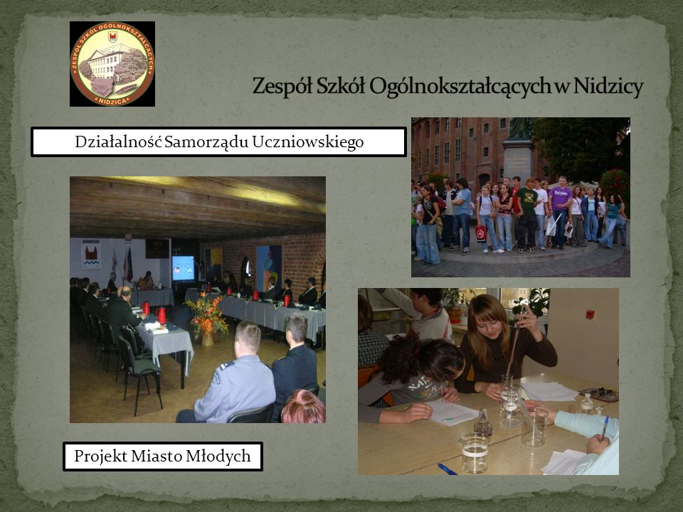 Zespół Szkół Ogólnokształcących w Nidzicy