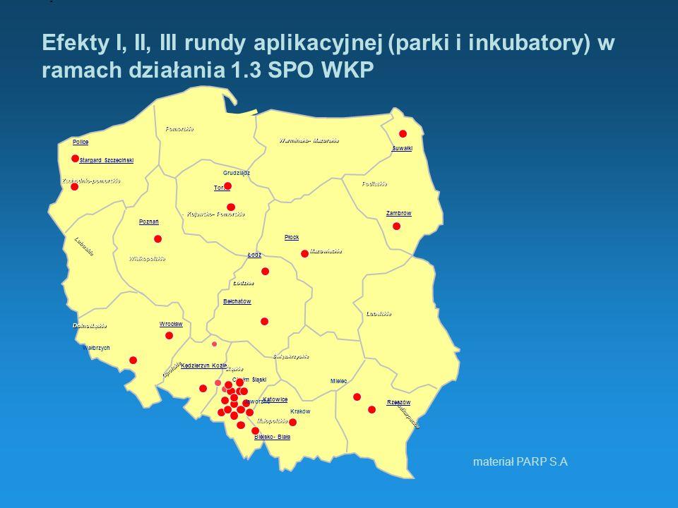 .Opolskie. Bełchatów. Police. Wałbrzych. Kędzierzyn Koźle. Wrocław. Bielsko- Biała. Mazowieckie. Warmińsko- Mazurskie.