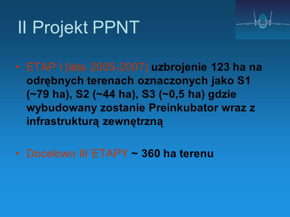 II Projekt PPNT