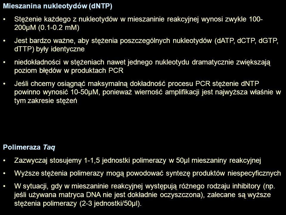 Mieszanina nukleotydów (dNTP)
