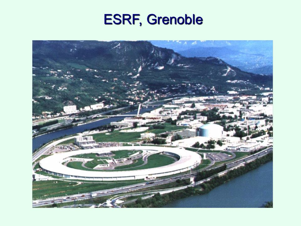 ESRF, Grenoble