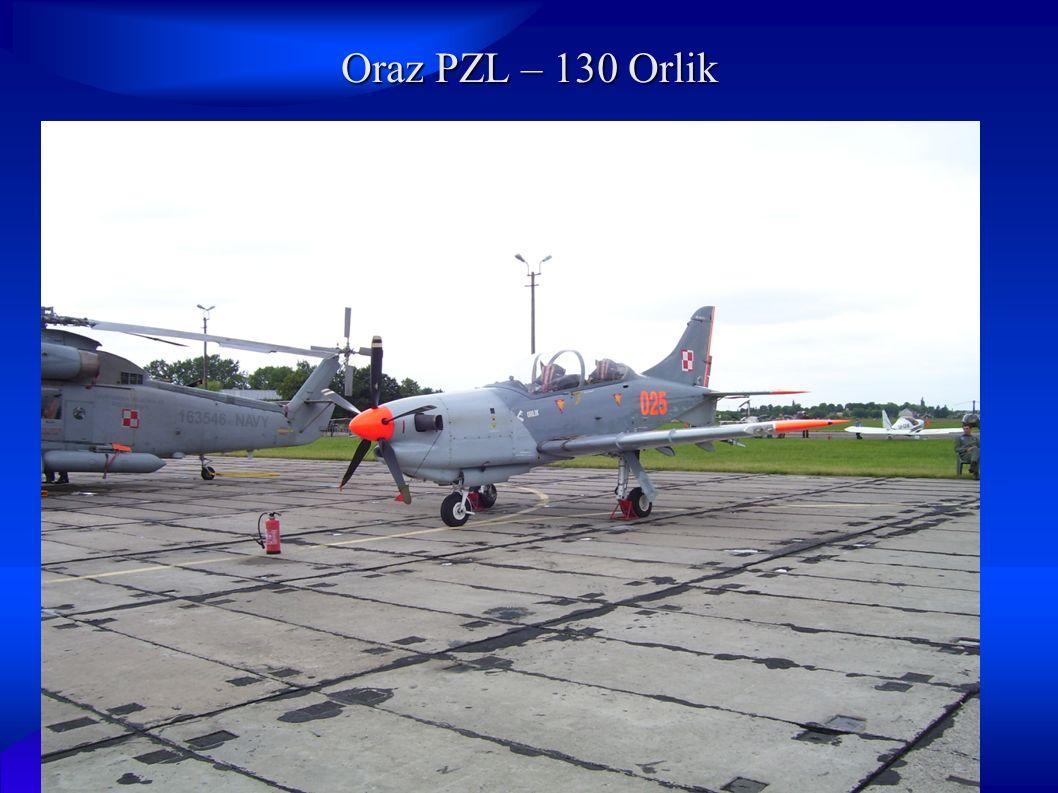 Oraz PZL – 130 Orlik
