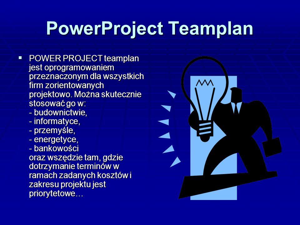 PowerProject Teamplan
