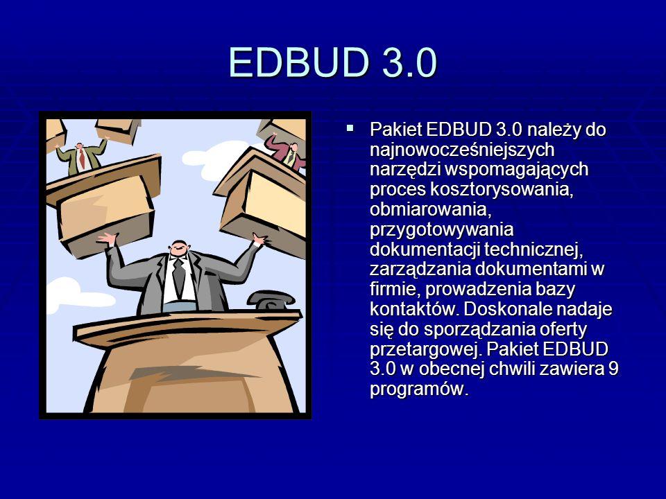 EDBUD 3.0