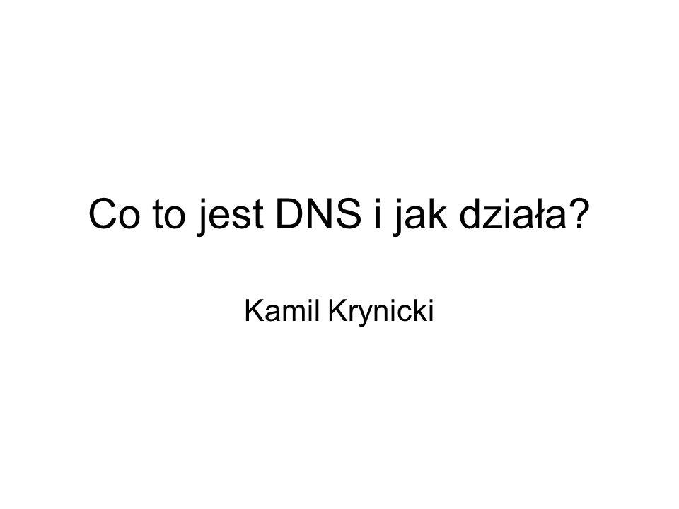 Co to jest DNS i jak działa