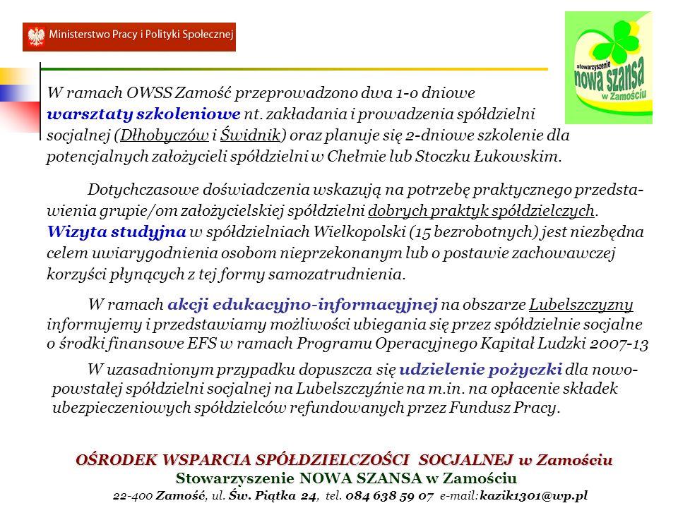 W ramach akcji edukacyjno-informacyjnej na obszarze Lubelszczyzny