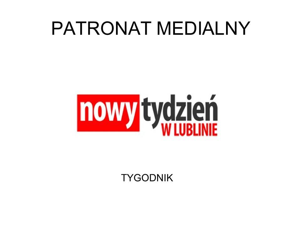 PATRONAT MEDIALNY TYGODNIK