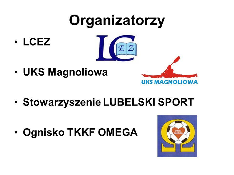 Organizatorzy LCEZ UKS Magnoliowa Stowarzyszenie LUBELSKI SPORT