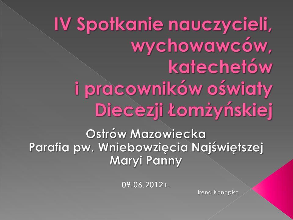 Parafia pw. Wniebowzięcia Najświętszej Maryi Panny