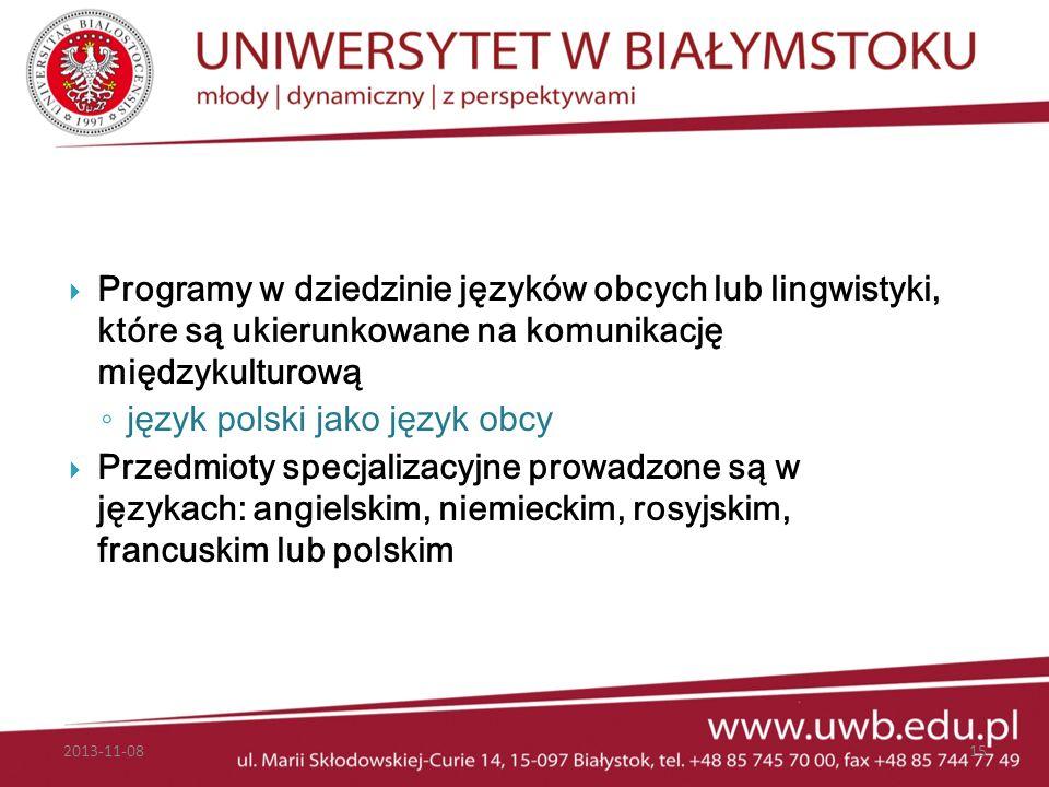 język polski jako język obcy