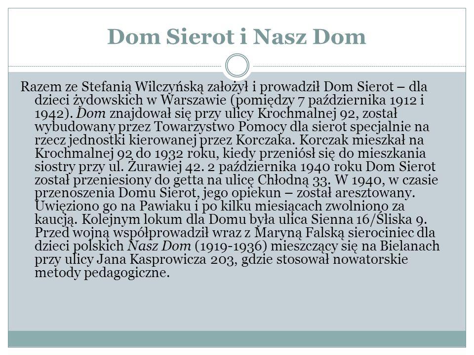 Dom Sierot i Nasz Dom