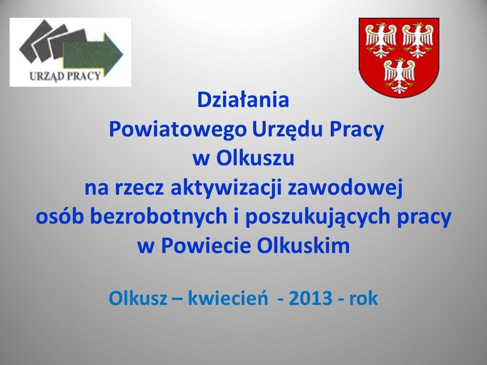 Olkusz – kwiecień - 2013 - rok