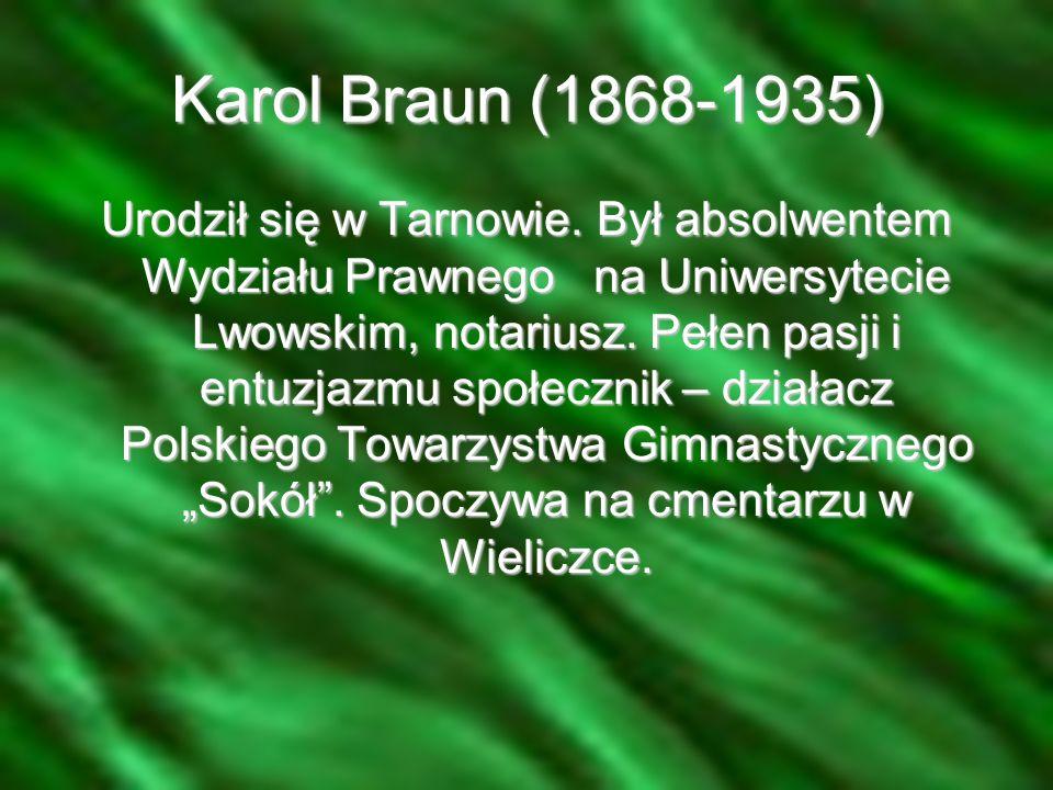 Karol Braun (1868-1935)