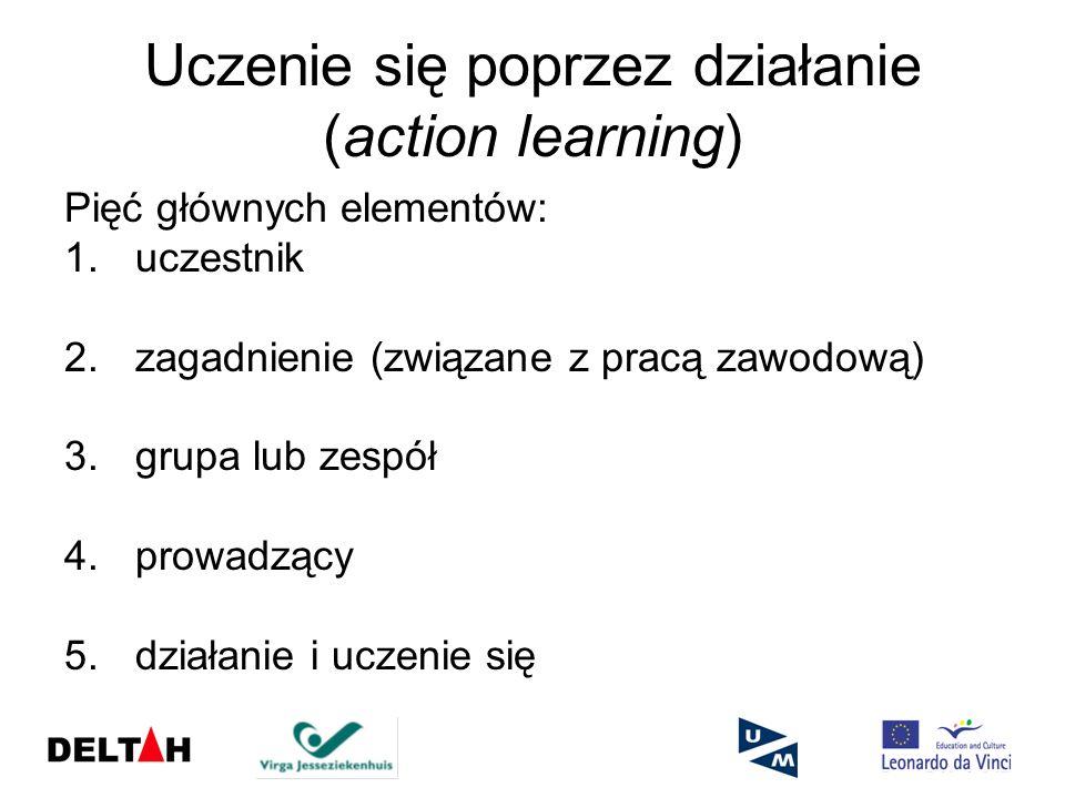 Uczenie się poprzez działanie (action learning)