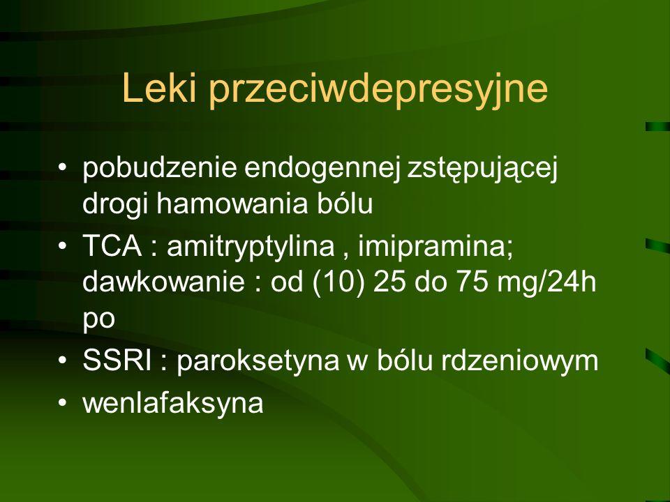 Leki przeciwdepresyjne