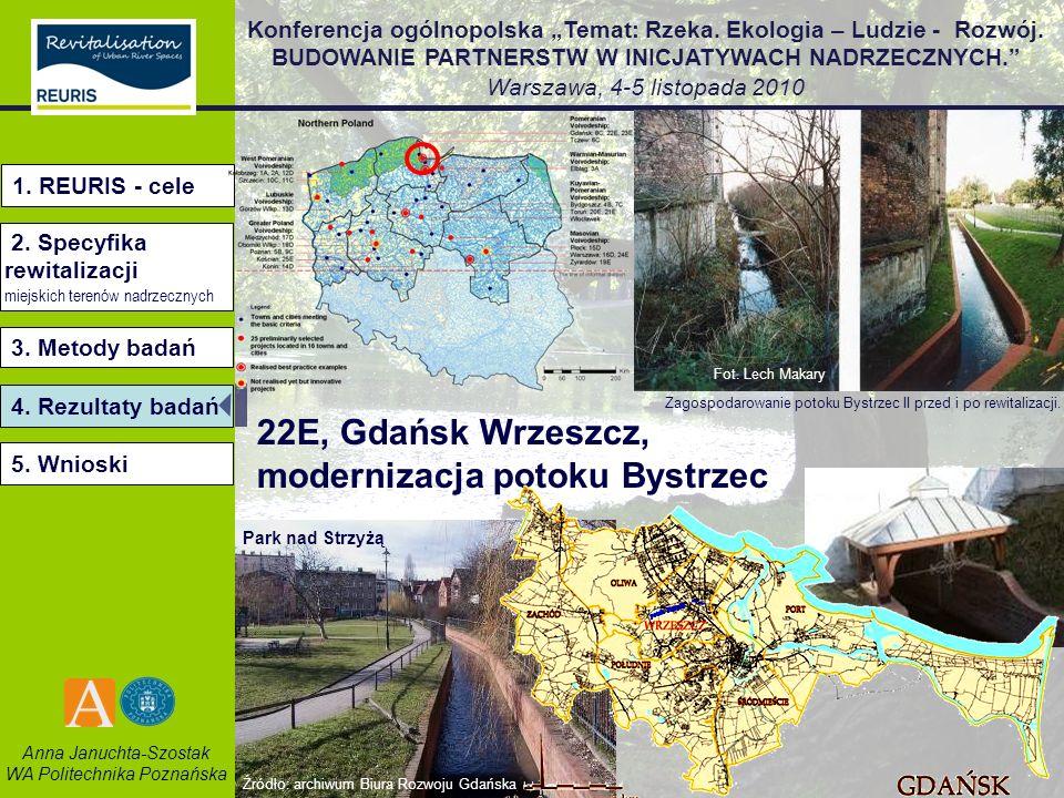 modernizacja potoku Bystrzec