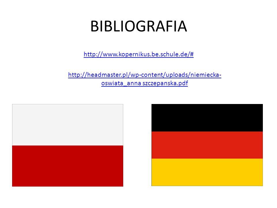BIBLIOGRAFIA http://www.kopernikus.be.schule.de/#