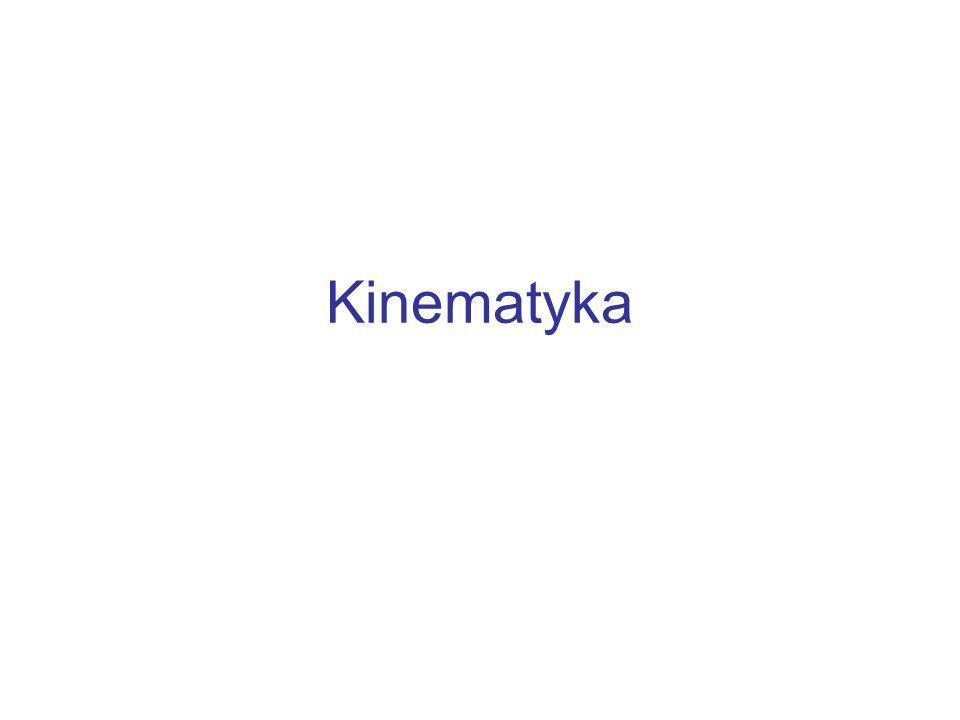 Kinematyka