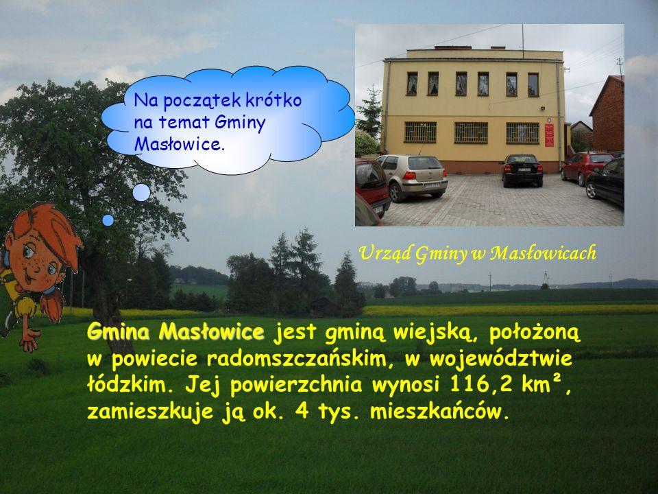 Urząd Gminy w Masłowicach