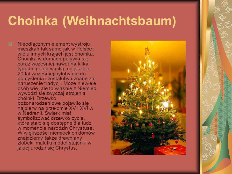 Choinka (Weihnachtsbaum)