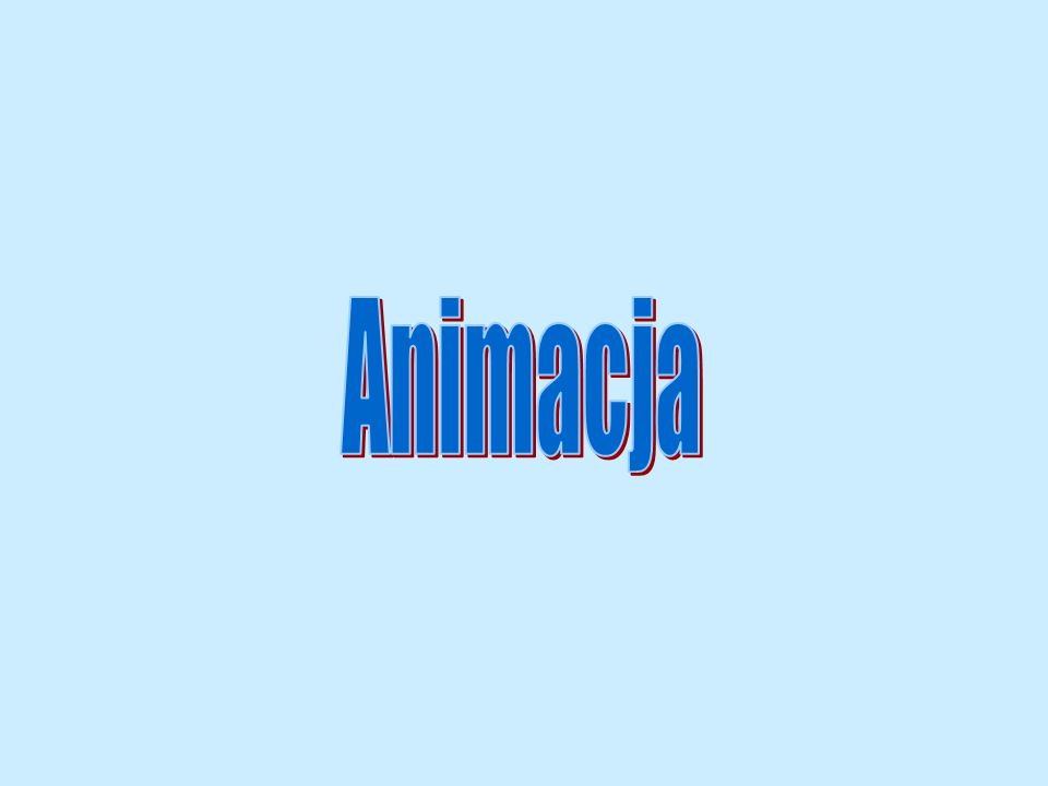 Animacja