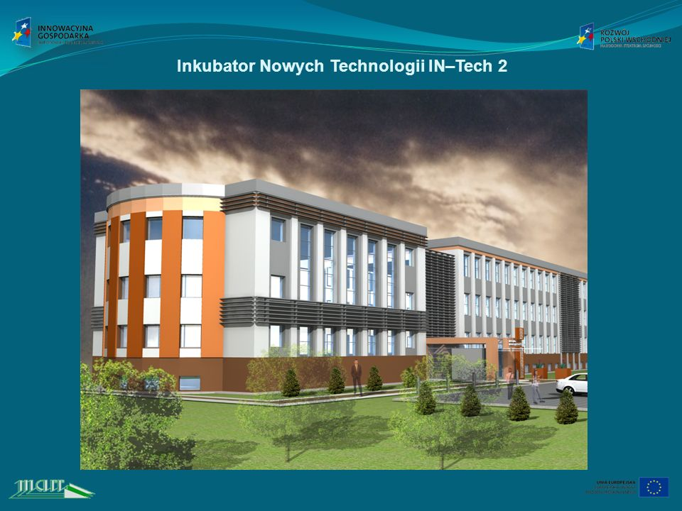 Inkubator Nowych Technologii IN–Tech 2