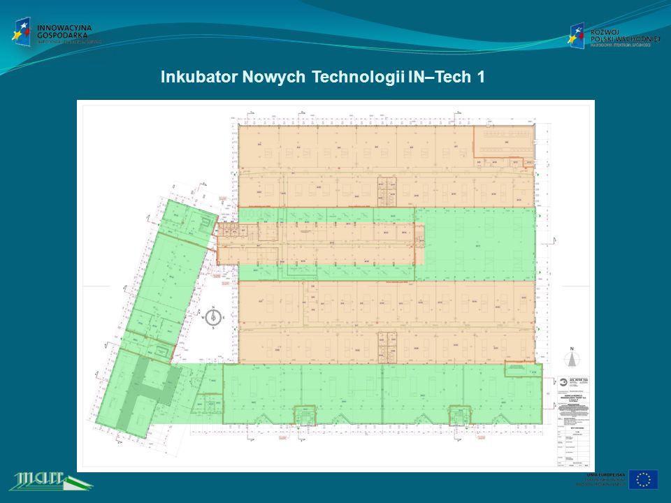 Inkubator Nowych Technologii IN–Tech 1