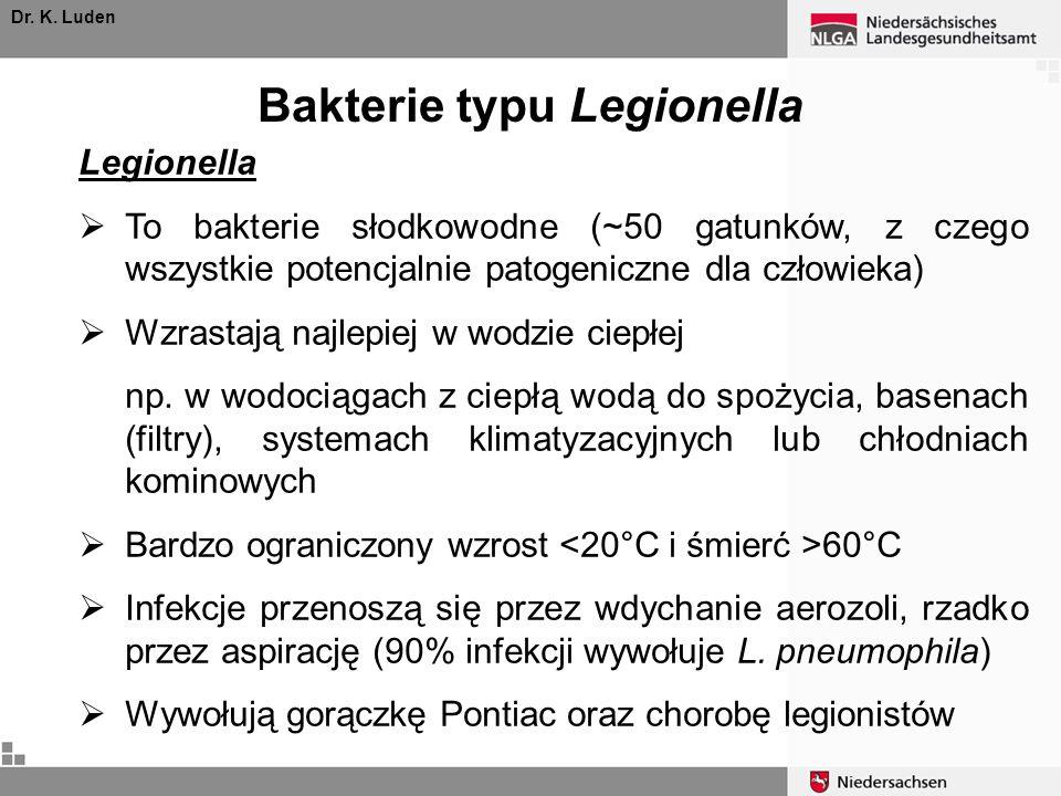 Bakterie typu Legionella