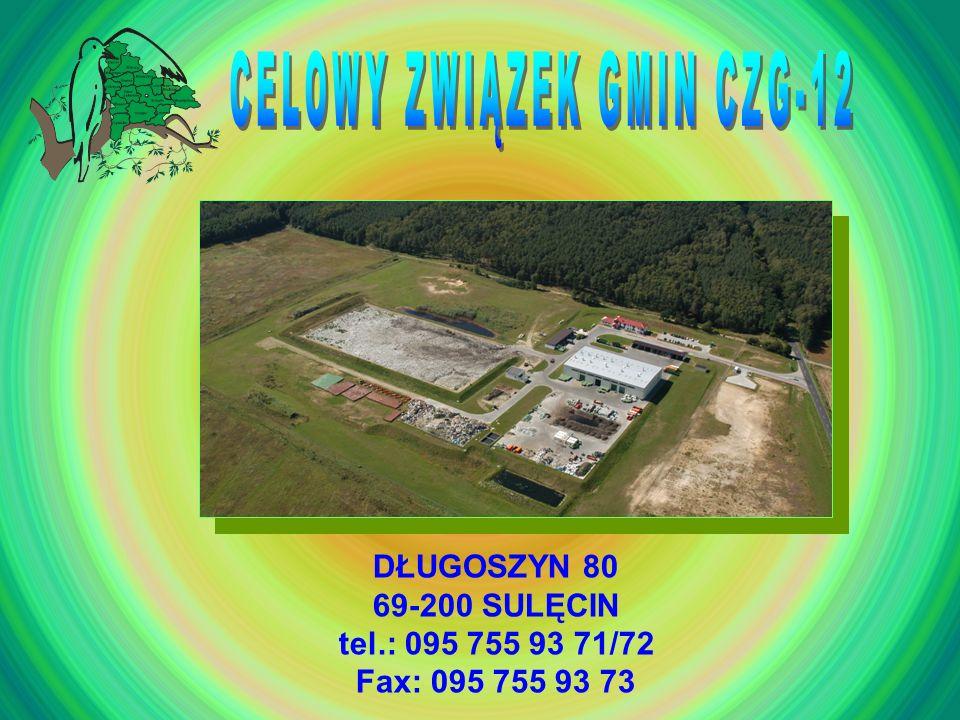 CELOWY ZWIĄZEK GMIN CZG-12