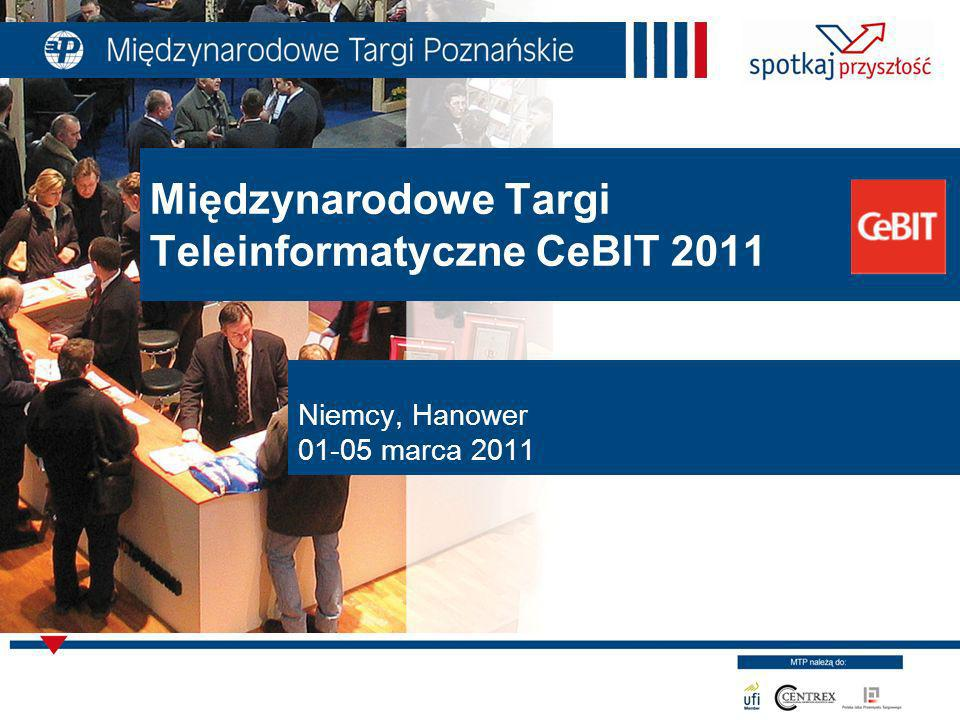 Międzynarodowe Targi Teleinformatyczne CeBIT 2011